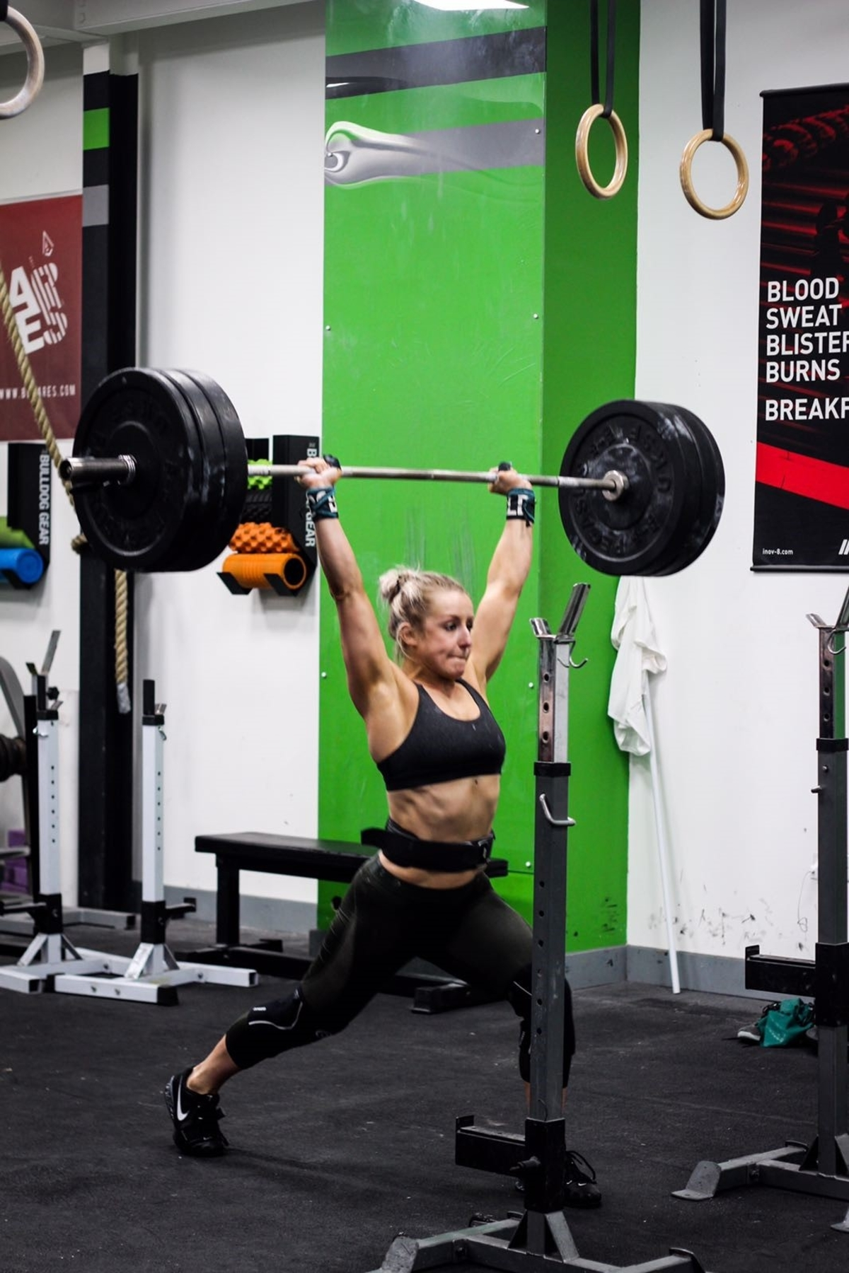Olympic weightlifting classes